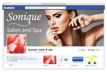 kitomba salon software management system appointments online booking facebook
