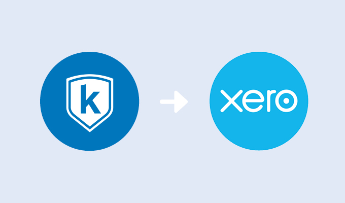 Kitomba's Xero integration