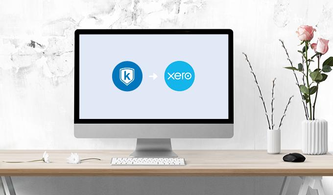 Kitomba's Xero integration