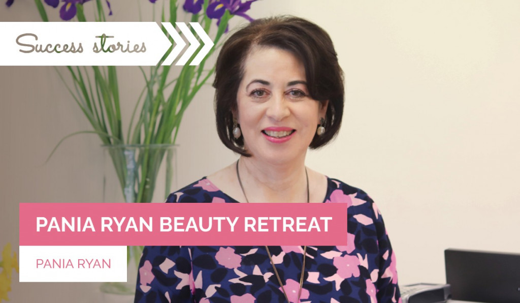 customer success story of Pania Ryan Beauty Retreat Palmerston North