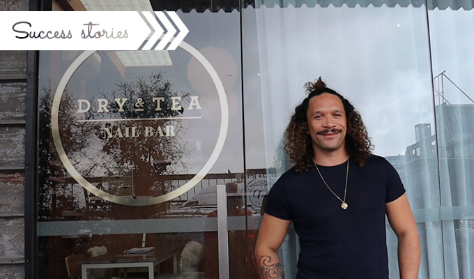Dry & Tea salon Auckland