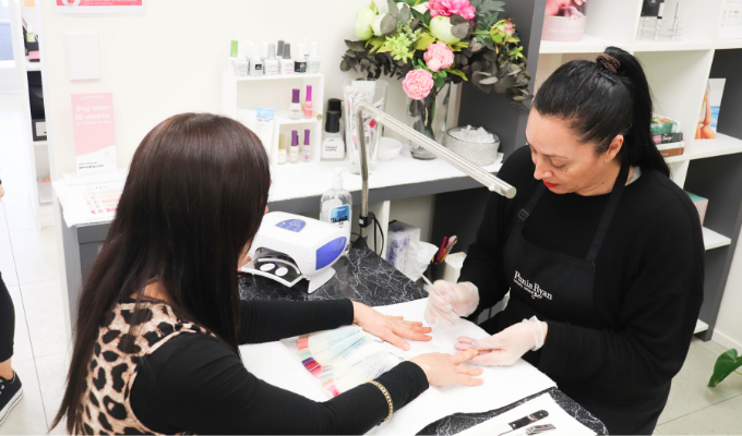 Regular clients importance to the hair and beauty industry