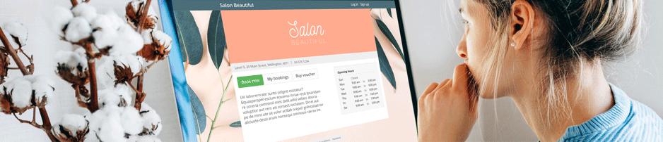 online booking for hair and beauty